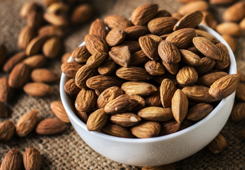 Almonds are great for those looking for a quick weight loss food list