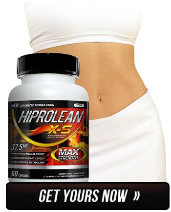 Hiprolean x-s fat burner