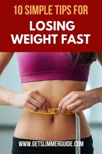 What to Do to Lose Weight Fast
