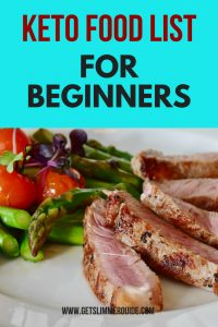 Keto Food List for Beginners! #ketfoodlist #keto #ketodiet #ketogenicdiet #ketoforbeginners
