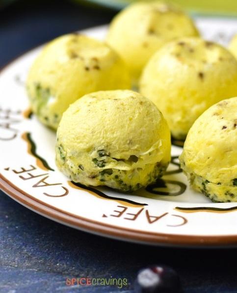 Instant Pot Egg Bites / Frittata Muffins